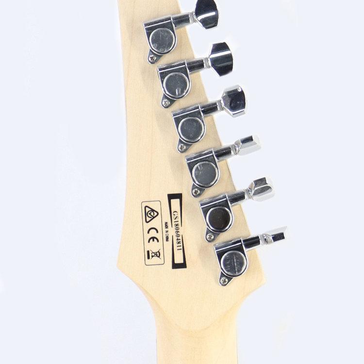 Ibanez Ibanez GRX70QATKS GIO RX 6str Electric Guitar - Transparent Black Sunburst