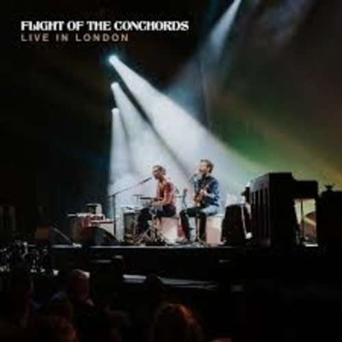 Records Flight Of The Conchords / Live In London (3LP)