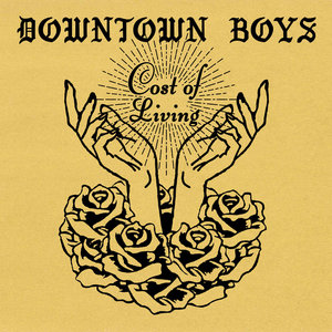 Records Downtown Boys / Cost Of Living (LP)