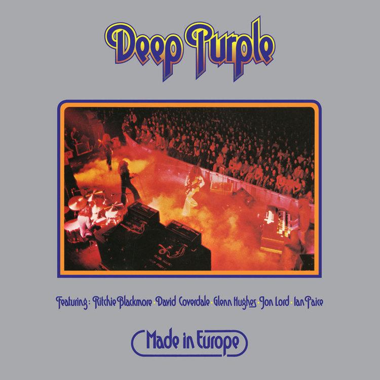Deep Purple / Made In Europe (Limited Edition Purple Vinyl)