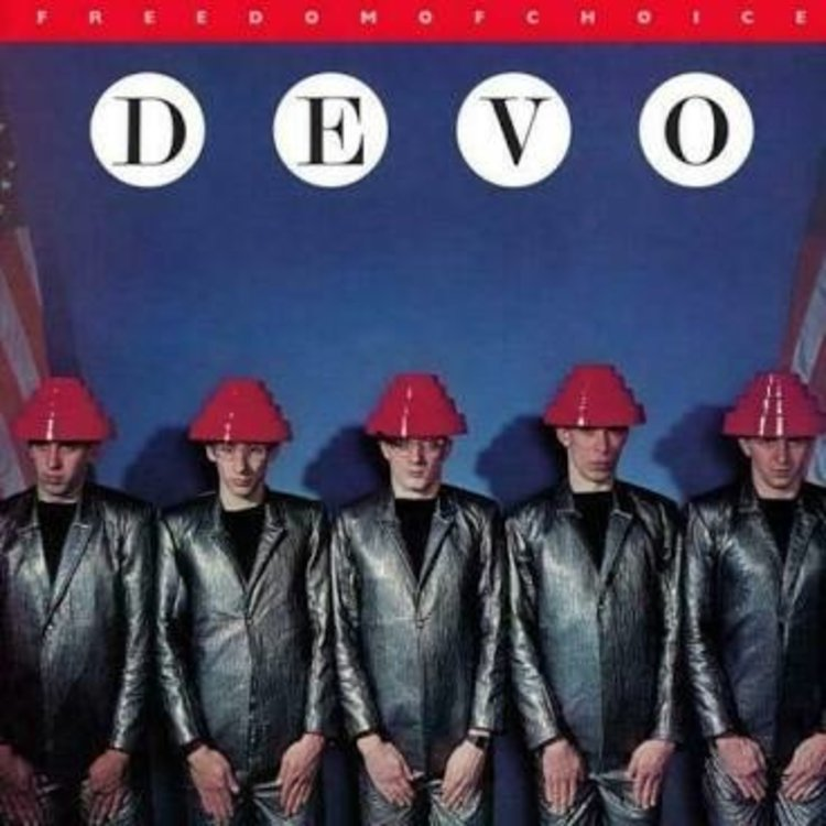 Devo / Freedom of Choice (Limited Edition White Vinyl) (SYEOR 2020)