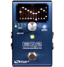 Source Audio Source Audio One Series EQ2 Programmable EQ