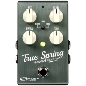 Source Audio Source Audio True Spring Reverb (w/ Tap Switch)