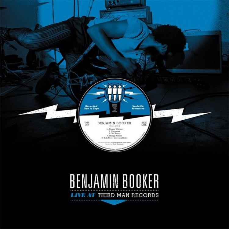 Benjamin Booker / Live at Third Man Records (12'' Vinyl)