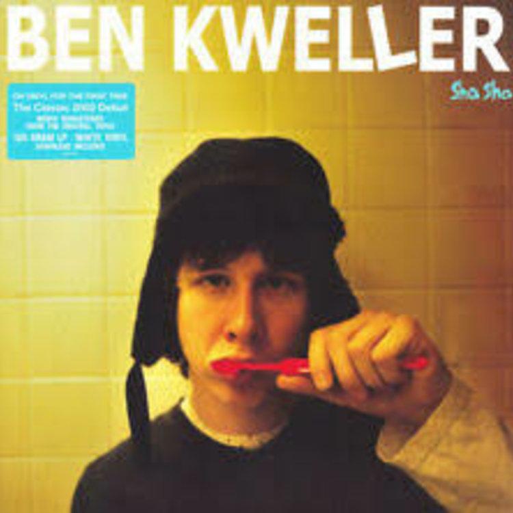 Records Ben Kweller / Sha Sha (180g / white vinyl) - LP - leftover RSD stock