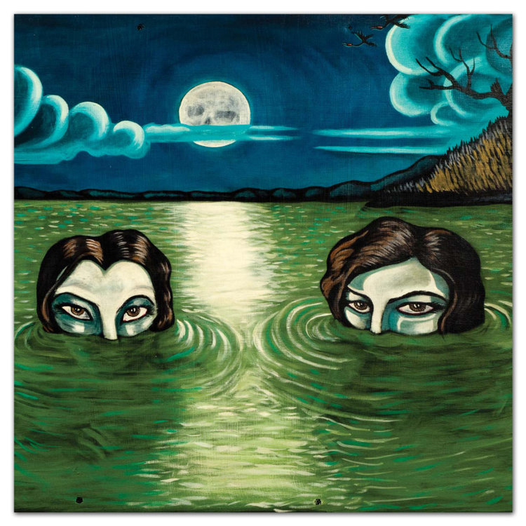 Drive-By Truckers / English Oceans - LP 2014 album. Some of Hood / Cooley's best