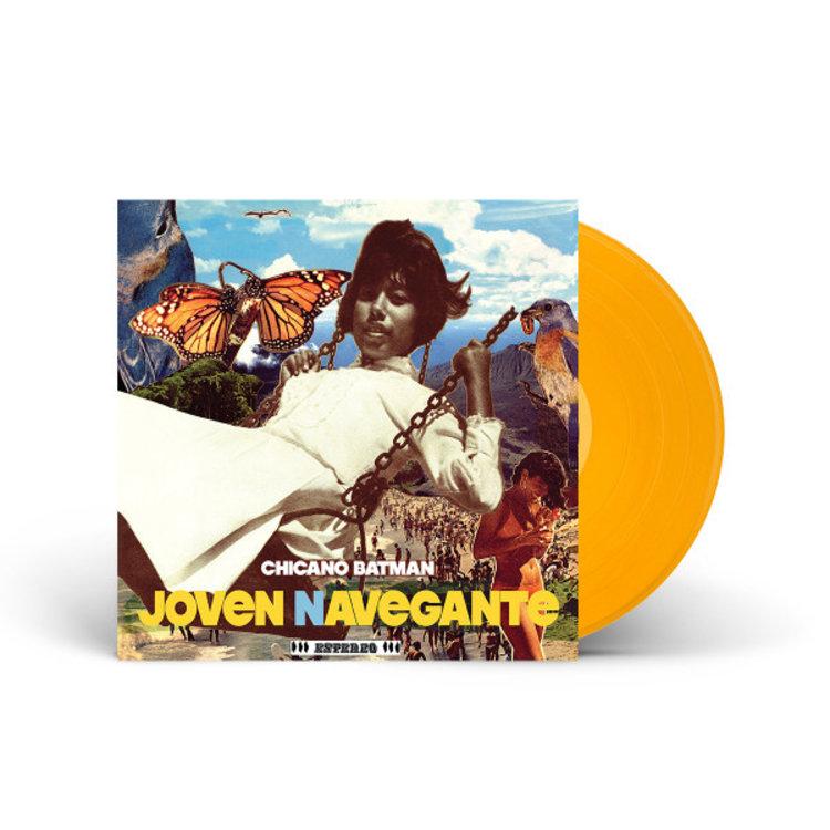 Chicano Batman / Joven Navagante (Yellow Vinyl)