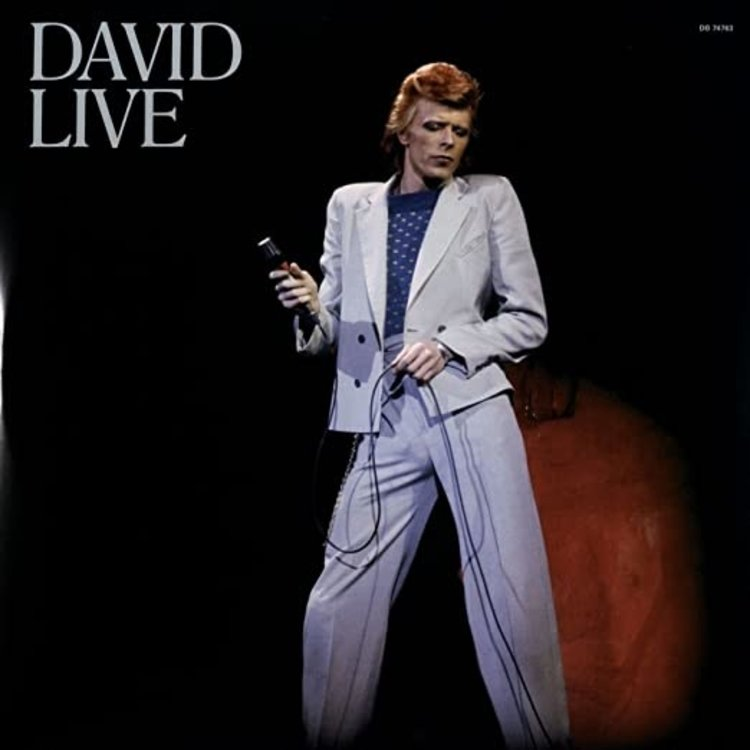 Records David Bowie / David Live (2005 Mix) (Remasted)