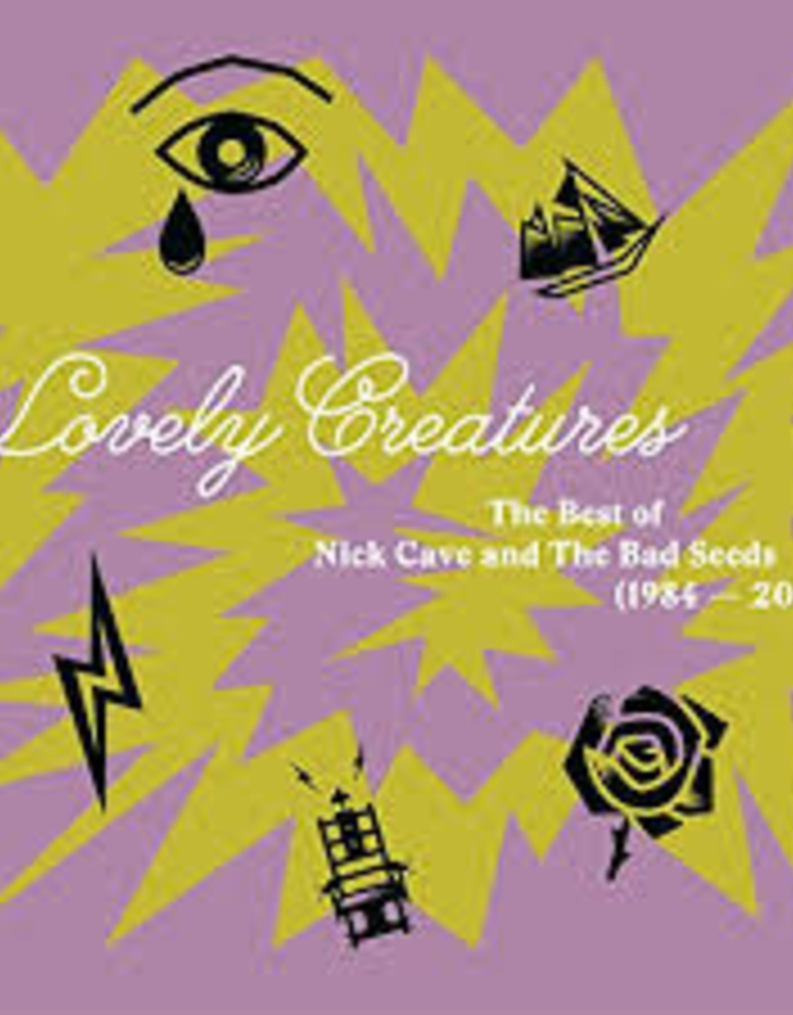 Records CAVE, NICK TH / LOVELY CREATURES - THE BEST OF