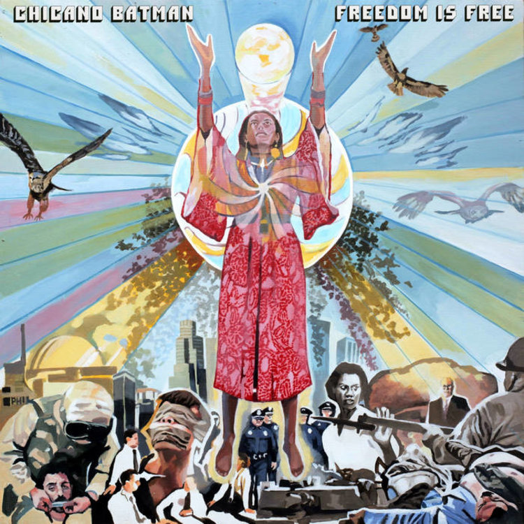 Chicano Batman / Freedom is Free - LP