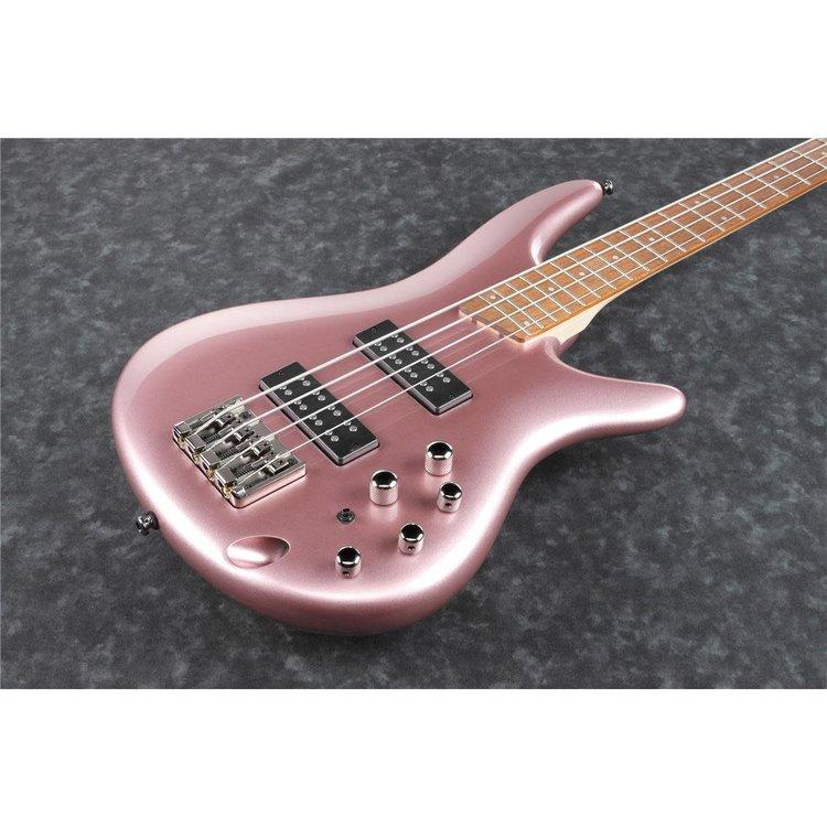 Ibanez Ibanez SR300EPGM SR Standard 4str Electric Bass - Pink Gold Metallic