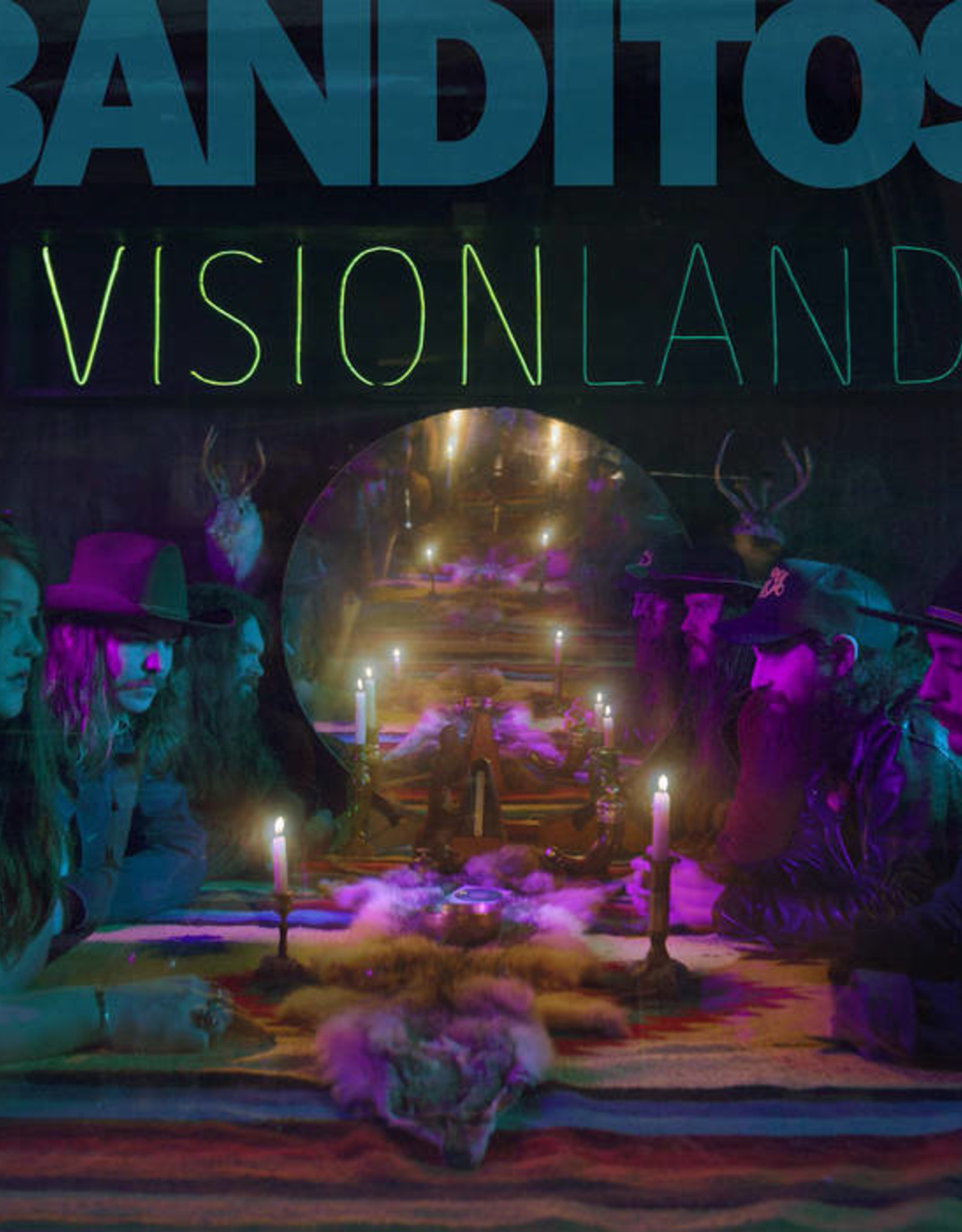 Records Banditos / Visionland 180g