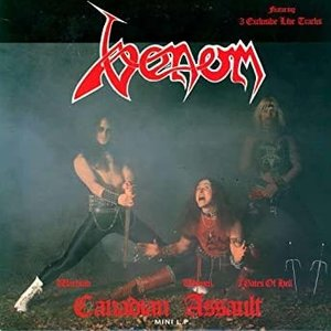 Records Venom / Canadian Assault