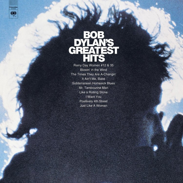 Records Bob Dylan / Greatest Hits