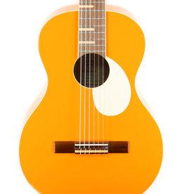 Ortega Ortega Gaucho Series Nylon String Guitar w/Gig Bag - Ortega Orange