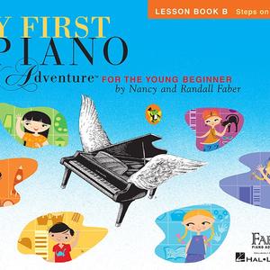 Hal Leonard Faber My First Piano Adventure Lesson Book B