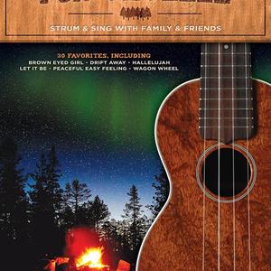 Hal Leonard Hal Leonard — Campfire Songs for Ukulele