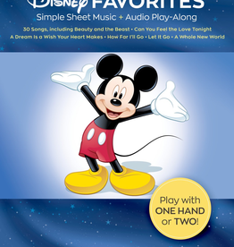 Hal Leonard Hal Leonard: Disney Favorites - Instant Piano Songs