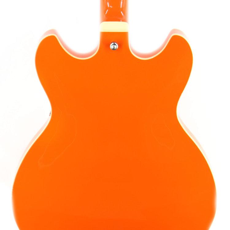 Ibanez Ibanez AS63TLO AS Artcore Vibrante 6str Electric Guitar - Twilight Orange