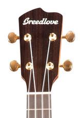 Breedlove Breedlove Lu'au Concert Ukulele Olive Burst CE Myrtlewood-Myrtlewood