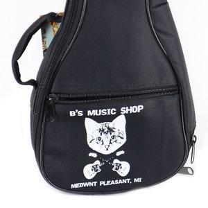 Henry Heller B's Music Shop Gig Bag - Soprano Ukulele