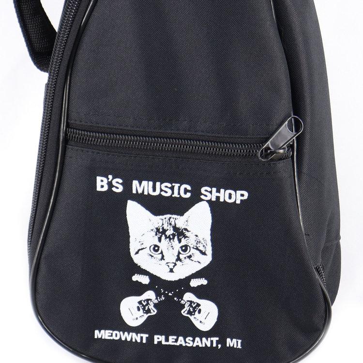 Henry Heller B's Music Shop Gig Bag - Concert Ukulele