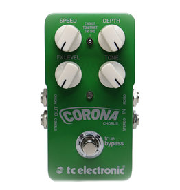 TC Electronic *B-STOCK* TC Electronic Corona Chorus Guitar Effect Pedal