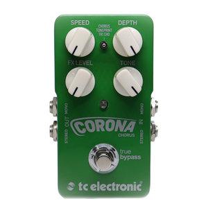 TC Electronic *B-STOCK* TC Electronic Corona Chorus Guitar Effect Pedal