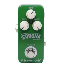 TC Electronic *B-STOCK* TC Electronic Corona Mini Chorus Pedal