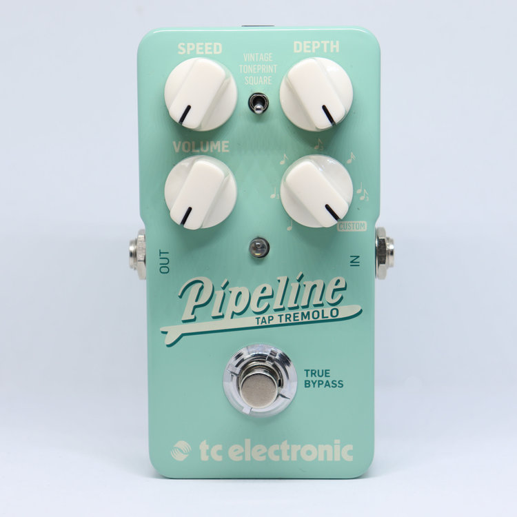 TC Electronic *B-STOCK* TC Electronic Pipeline Tap Tremolo