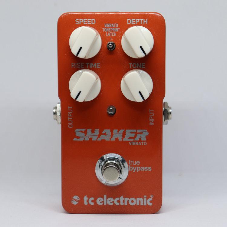 TC Electronic *B-STOCK* TC Electronic Shaker Vibrato Pedal