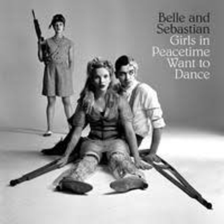 Records Belle and Sebastian / Girls In Peacetime Want To Dance (2xLP)