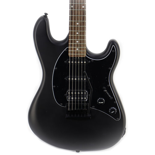 Sterling by Music Man Sterling by Music Man S.U.B. Series Cutlass HSS in Stealth Black