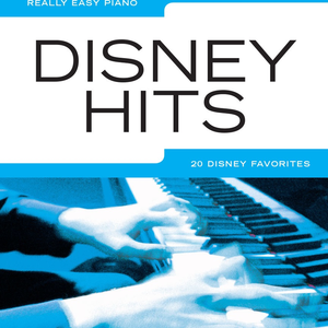 Hal Leonard Really Easy Piano — Disney Hits