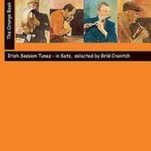 Hal Leonard Hal Leonard: Irish Session Tunes – The Orange Book