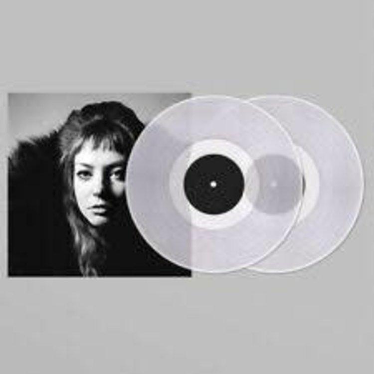 Records Angel Olsen / All Mirrors (2LP - Crystal Clear Vinyl)