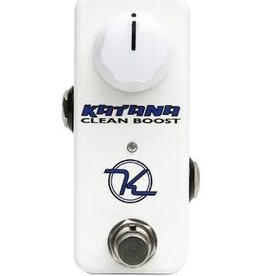 Keeley Keeley Katana Mini / Miniature version of our Katana Clean FET Boost