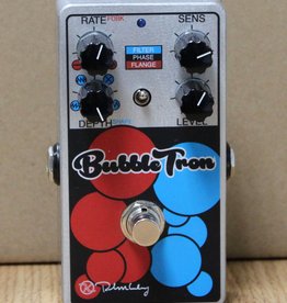 Keeley Keeley Bubble Tron / Filter, Sample & Hold, with Dynamic Flanger/Phaser