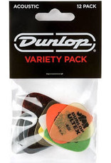 Dunlop Dunlop Variety Pack — Acoustic 12 Pack