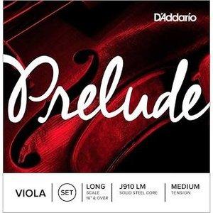 D'Addario D'Addario Prelude Viola String Set, Long Scale, Medium Tension