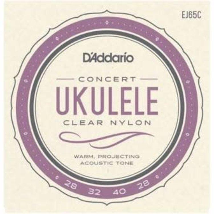 D'Addario D'Addario Pro-Arté Custom Extruded Ukulele Strings, Concert