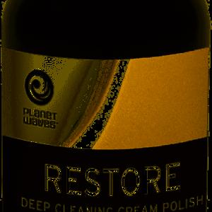D'Addario D'Addario Restore Deep Cleaning Cream Guitar Polish, 4 oz.