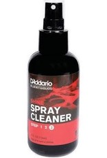 D'Addario D'Addario Shine Instant Spray Guitar Cleaner, 4 oz.
