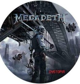 Records MEGADETH / DYSTOPIA [PICTURE DISC]