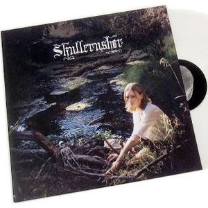 Records Skullcrusher / Skullcrusher (Transparent Cloudy Clear Vinyl)