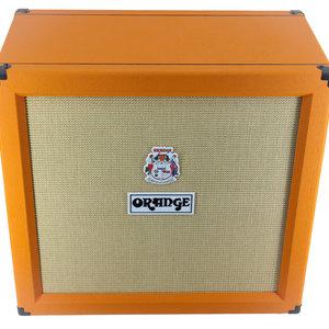 """Orange Orange 4X12 Crush Pro 4x12 Closed back cab, Voice of the World 12"""" speakers - 16 ohm, 240 watts"""