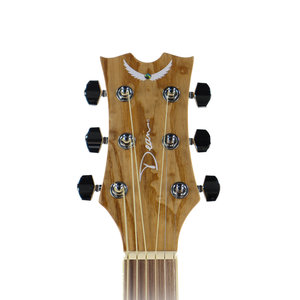 Dean Dean AXS Dread Quilt Ash Gloss Natural Acoustic Guitar