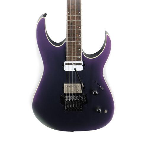 Ibanez Ibanez RG60ALSBAM RG Axion Label 6str Electric Guitar - Black Aurora Burst Matte