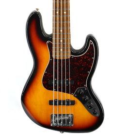 Fender Used 1998 Fender MIM Deluxe Jazz V Bass