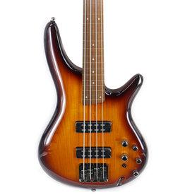 Ibanez Ibanez SR Standard 4str Electric Bass - Fretless - Brown Burst